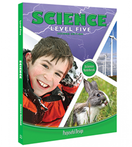 science Five book