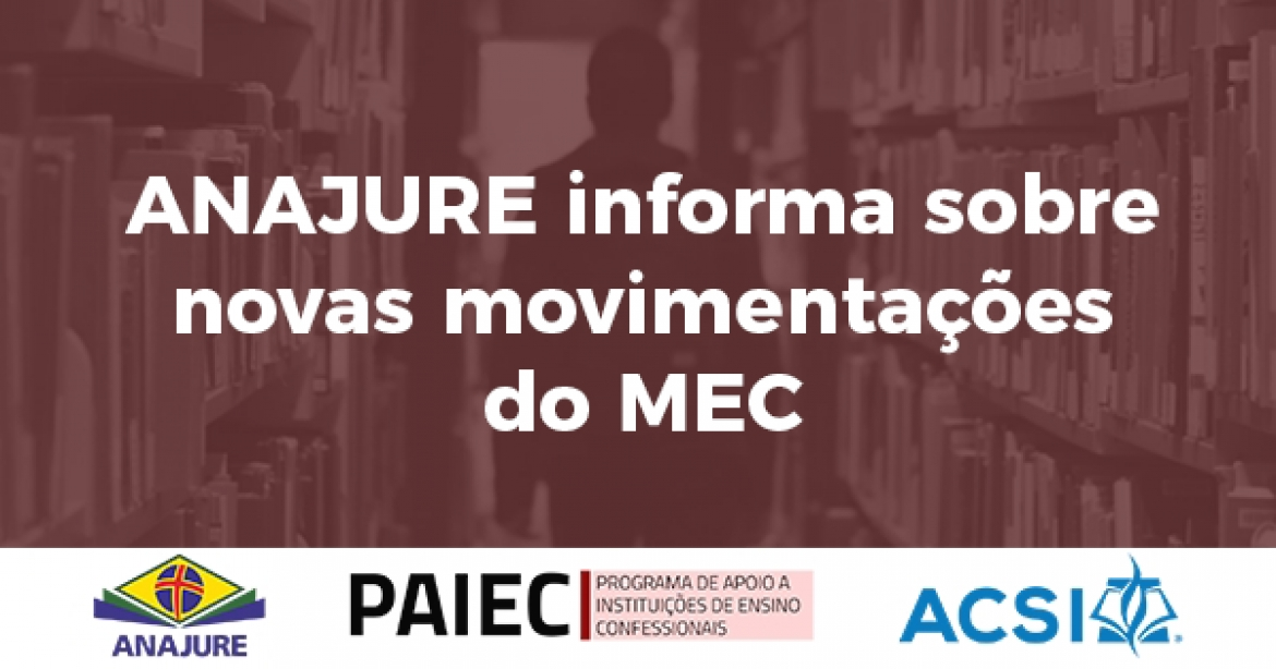 As novas movimentações do MEC